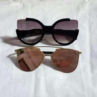 Dior rosegold and vincci black get both ❤