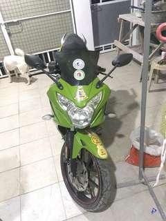 RUSI SSX 150
