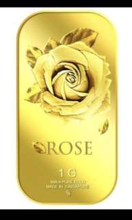 1 gram puregold big rose