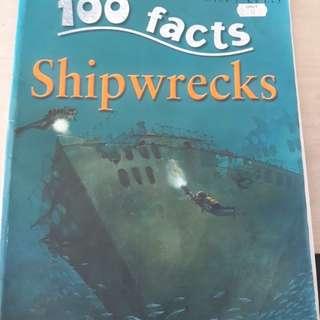 100 facts-Shipwrecks