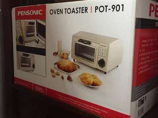 [BRAND NEW] Oven Toaster