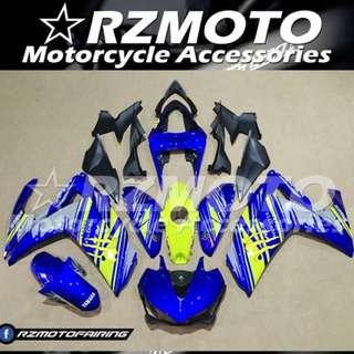 brand new yamaha r25 full fairing set