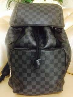 LV backpack   LV背包