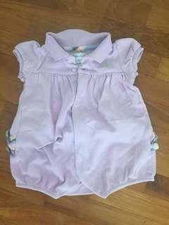Ralph Lauren Baby Girl Romper 6 months