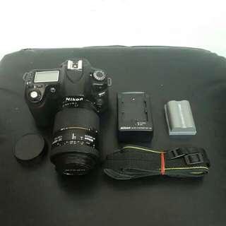 Nikon d80+35-105mm