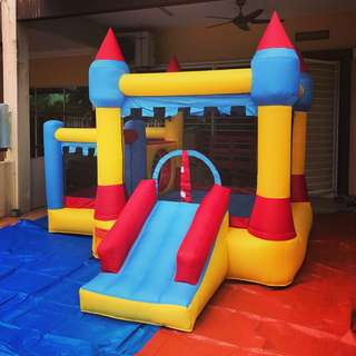Bouncy Castle for Rental Service