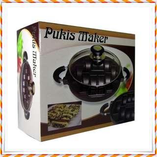 Snack Maker Teflon Cetakan Kue Pukis Pancong Anti Lengket