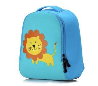 Tas Import Lion Blue