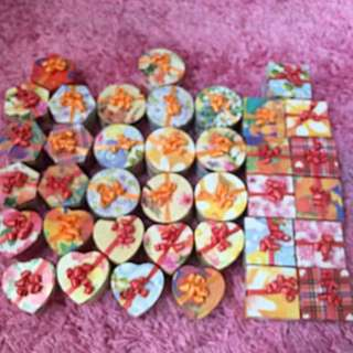 Assorted Ring 💍 Gift Boxes