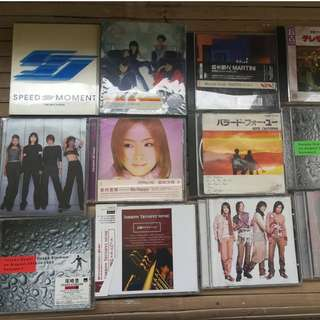 original cd music album from japan 14pcs