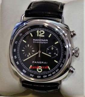 Used Panerai Radiomir Automatic PAM00288 45mm Full Set