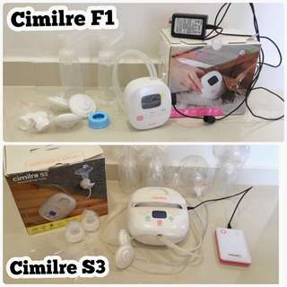 Cimilre pumps f1 s3