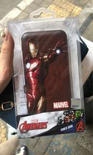 Ironman powerbank (8000mAh)