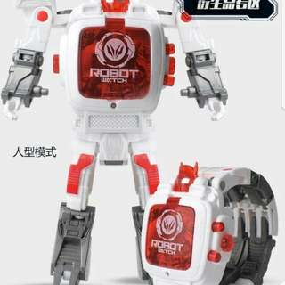 ROBOT WATCH TRANSFORM