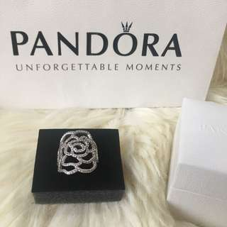 SALE‼️ON HAND‼️ Pandora Classic Flower Ring | Size 52 | 1 pc avail