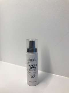 milani make it dewy setting spray