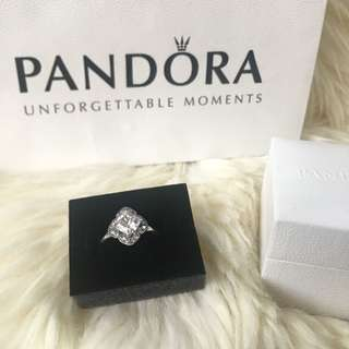 SALE‼️ ON HAND‼️Pandora Classic Elegance Ring | Size 52 & 54 | 2 pcs avail
