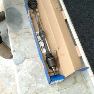 drive shaft kia picanto 1.1
