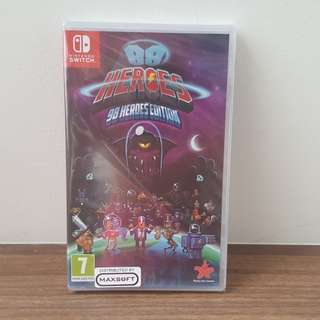 88 Heroes (Nintendo Switch) (brand new and sealed)