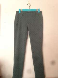 Tommy Hilfiger dotted trousers