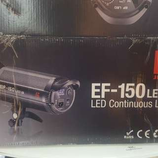 BNIB EF-150 LED