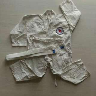 Aikido uniform size 130