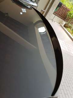 Bmw F10 Gloss Black Spoiler
