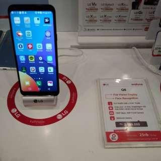Cicilan Tanpa Kartu Kredit Hp LG Q6+ :