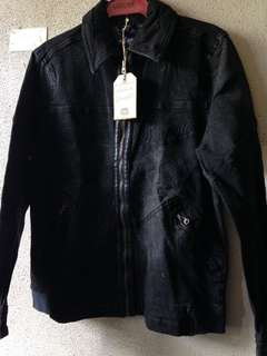 WRANGLER Black Soft Denim Jacket