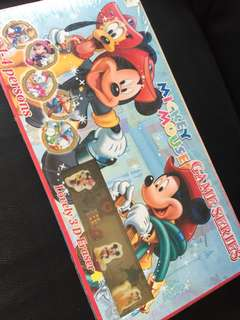 BN Mickey Mouse game series