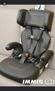 Immi go booster Car Seat