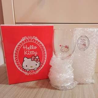 三麗鷗Hello Kitty甜蜜乾杯組