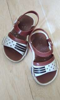 pre-loved baby sandals