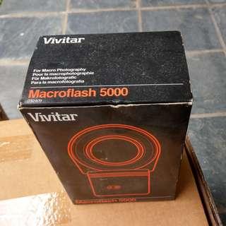 Vivitar Macroflash 5000
