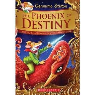 Geronimo Stilton - The Phoenix of Destiny