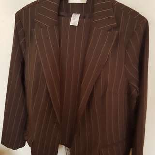 Blazer With Matching Pants(corporate)