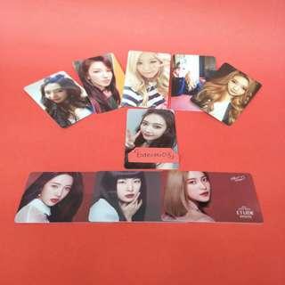 Official Red Velvet Photocard