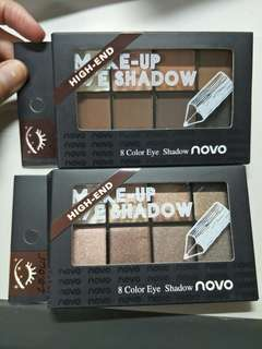 [Makeup] Eyeshadow palettes