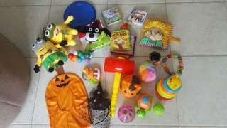 Awesome toy bundle!