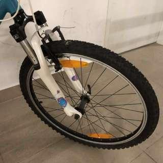 Scott Contessa Jnr Girls Kids Mountain Bike 24