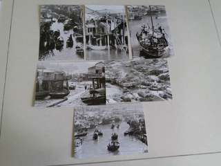 大澳Postcards