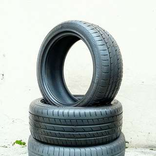 Used 225/45 R17(Sold) Continental (2pcs) 🙋♂️