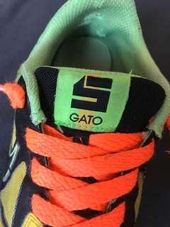 Nike5 Gato Yellow Black EU 41