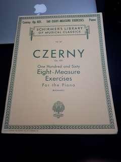 Czerny's Eight-Measure Exercises (Op. 821)