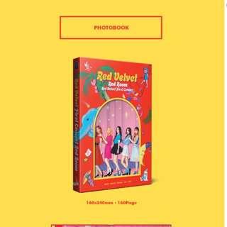 [PO] Red Velvet - Red Velvet First Concert Red Room