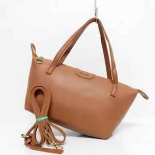 Longchamp 2-Way Bag