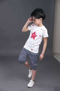 Boy tee and Pant For Age 3-7 yrs Old