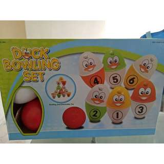 Bowling & Stackable Toy