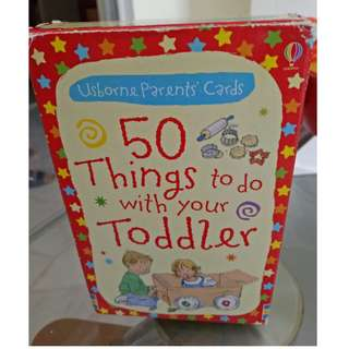 50 Tips Card For New Parents Cards