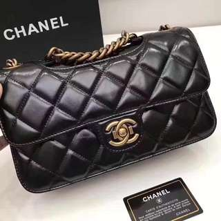 chanel perfect edge bag boutique quality